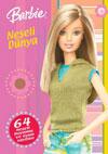 Barbie Ne�eli D�nya - 64 Ne�eli Boyama ve Oyun Sayfas�