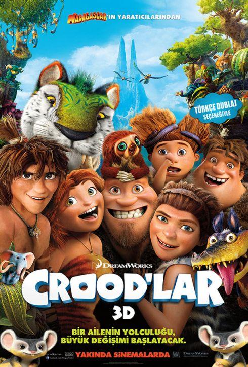 Croodlar Filmi Sefaköy Kültür ve Sanat Merkezi'nde 72