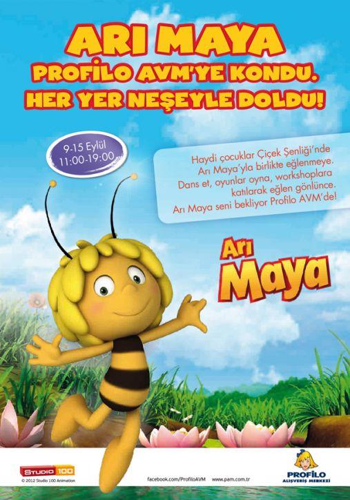 Arı Maya Profilo AVM'de
