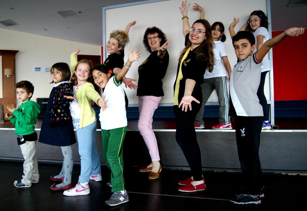 Croodlar Filmi Sefaköy Kültür ve Sanat Merkezi'nde 80