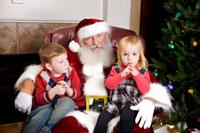 Noel Babanın Çocuklardaki Yeri