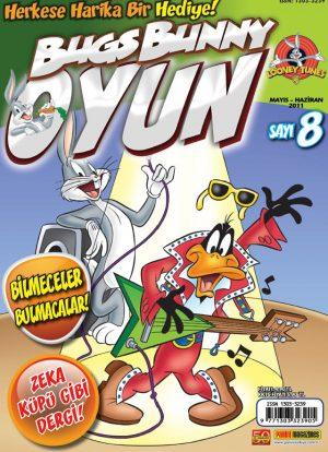 Bugs Bunny Oyun Dergisi Sayıları 39