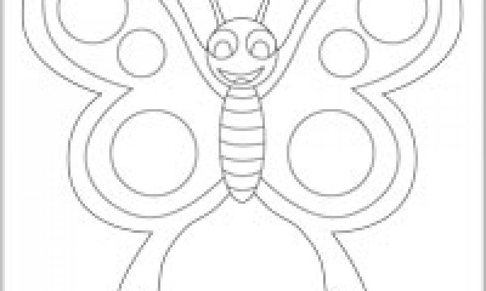 Kelebek Boyama Cicicee