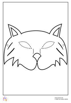 Kedi Maskesi Cicicee