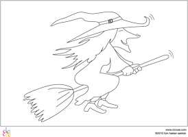 Süpürgeli Cadı Cicicee