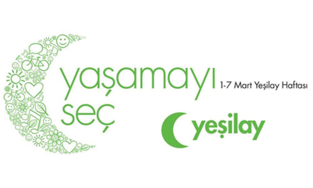 1-7 Mart 2013 Yeşilay Haftası Etkinlikleri