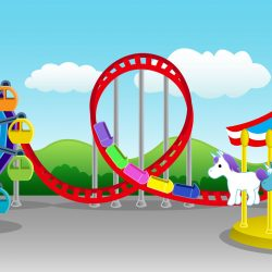Amusement Park : Lunapark