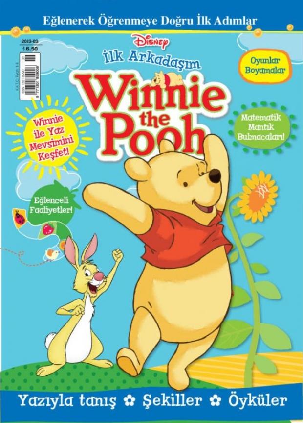 Winnie The Pooh Temmuz 2013 Cicicee