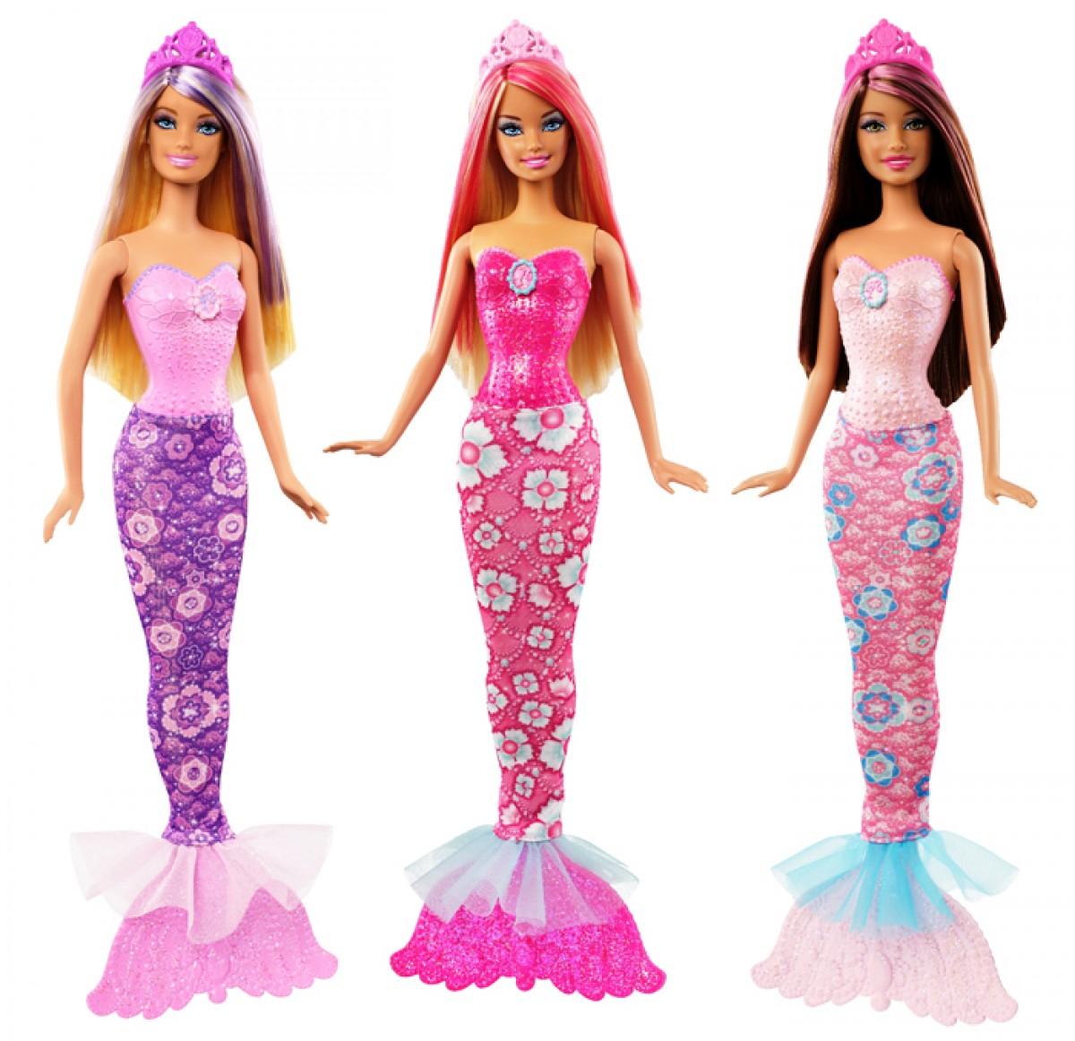 Barbie'den Kız Çocuklarına Özel Bayram Serisi