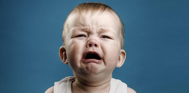 Ağlayan bebeği sakinleştirme
