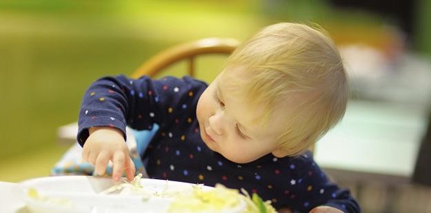 Bebeklerde Ek Besinlere Geçiş