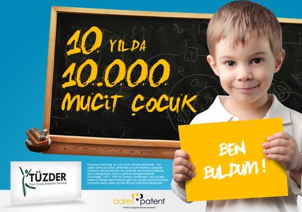 10 Yılda 10.000 Mucit Yetiştiriyoruz Eğitim Projesi 96