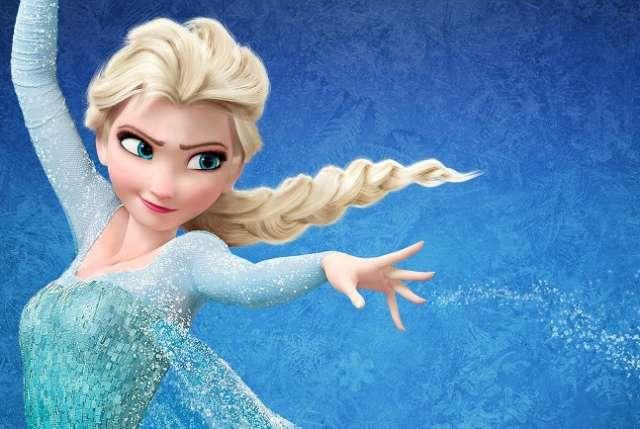 Karlar Ülkesi Frozen Karakterleri Elsa