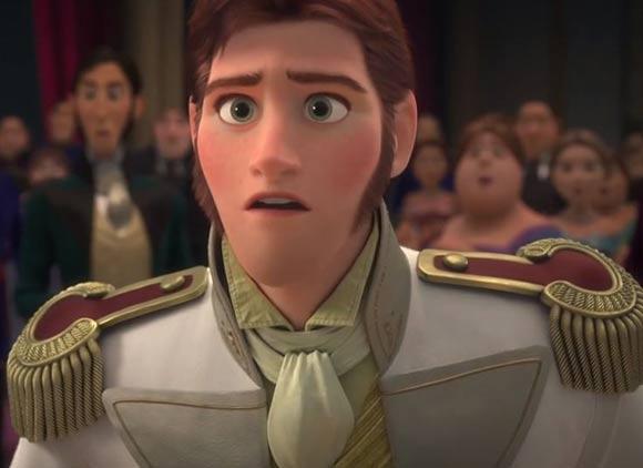 Karlar Ülkesi Frozen Karakterleri Hans
