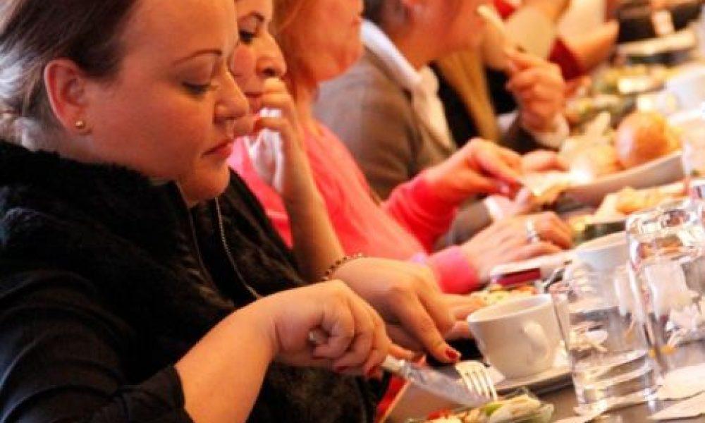 İstanbul'da Sıra Dışı Peynirlerle Sağlıklı Yaşam' Buluşması