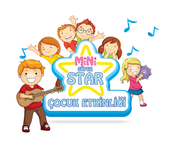 5. Mini Süper Star Çocuk Şenliği Başlıyor