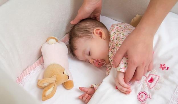 bebeğim uyumak istemiyor