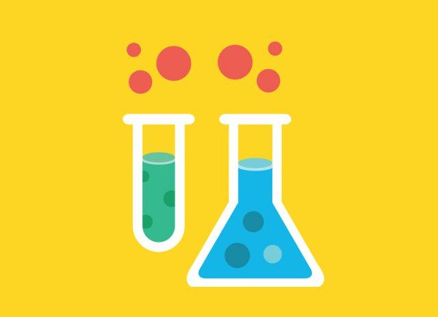 Bilimsel deney tüpleri