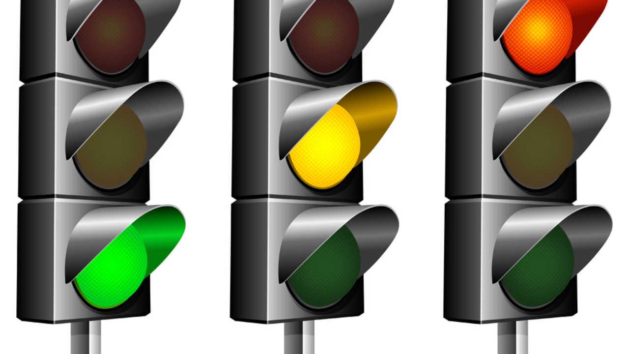 Trafik Isiklarinin Renkleri Ve Anlamlari Cicicee