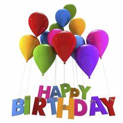 Doğum Günü - Happy Birthday