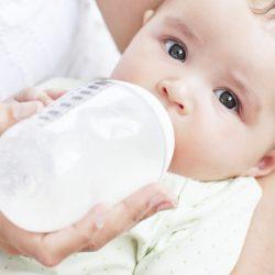 Bebek ve çocuklarda süt tüketimi