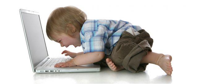 Bilgisayar ve çocuk