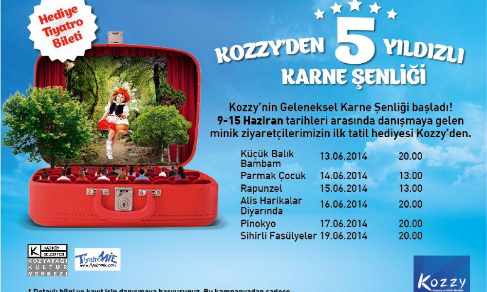 Kozzy AVM'de Yaz Tatili Tiyatro Şenliği ile Başlıyor 84