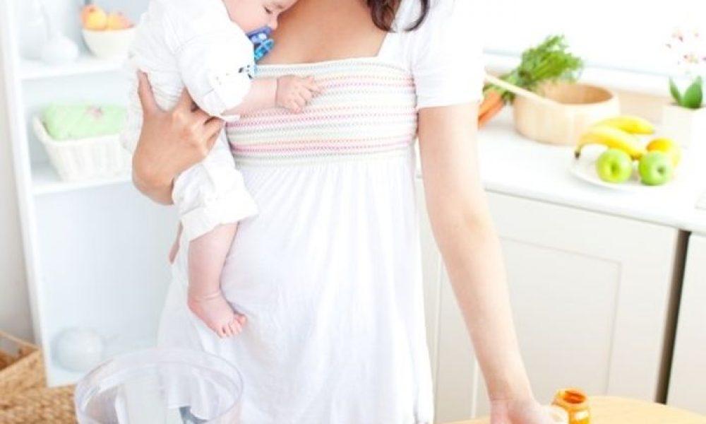 Похудеть если кормишь ребенка грудью