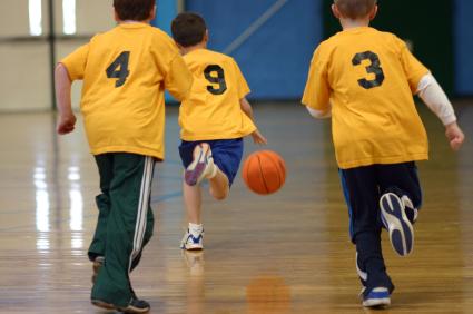 Basketball : Basketbol