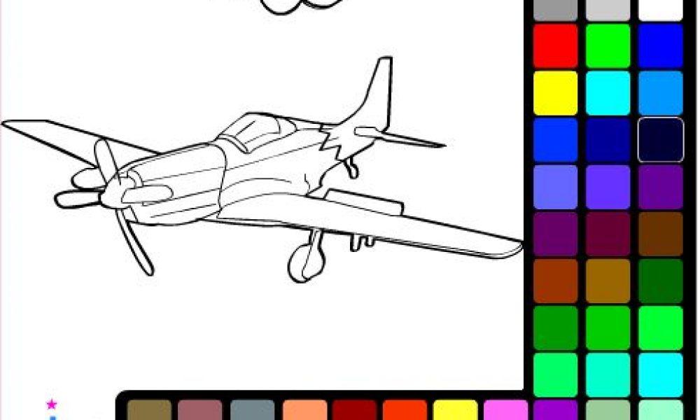 Uçak Boyama Cicicee