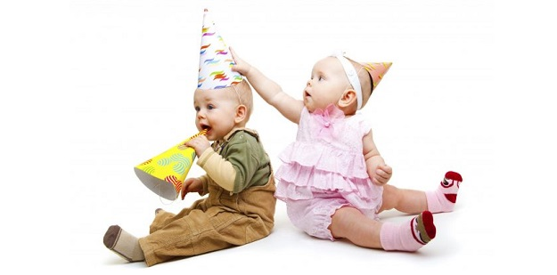 1 yaş doğum günü kutlama