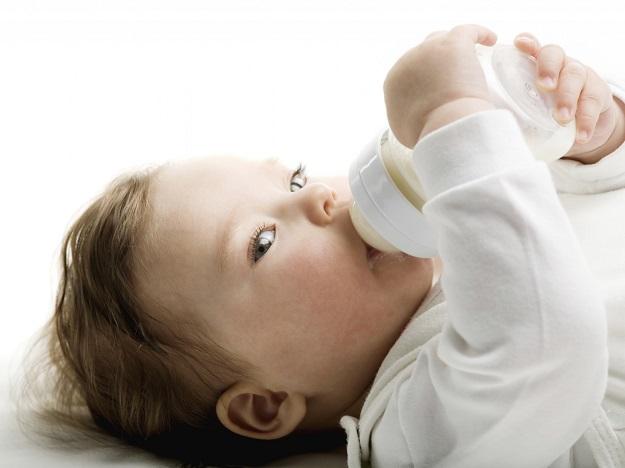bebeklerde biberon çürüğü