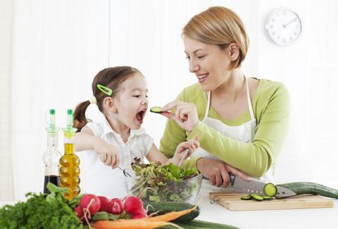 Çocuklarda Sağlıklı Beslenme