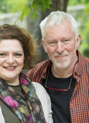 Neşen Yücel ve Eşi Patrick Bosteels