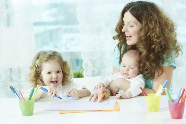 Çalışan Anneler ve Çocukları