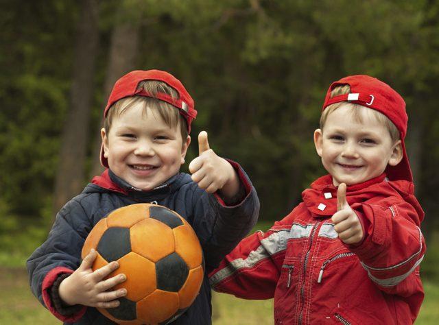 Çocuklar ve Spor