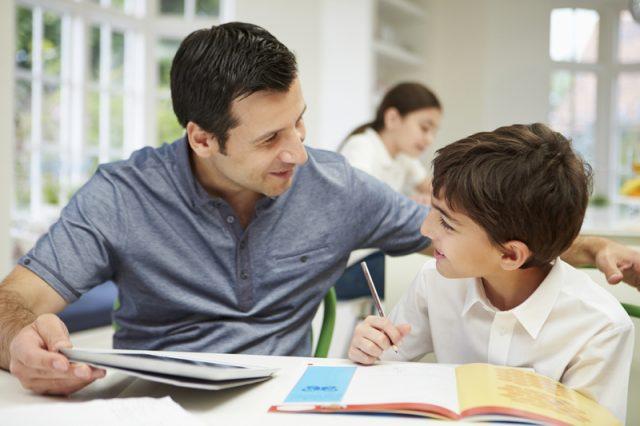 Ebeveynlerin Tutumu Çocukların Başarısını Etkiliyor