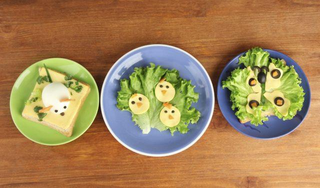 Çocuklarda Beslenme - Atıştırmalık