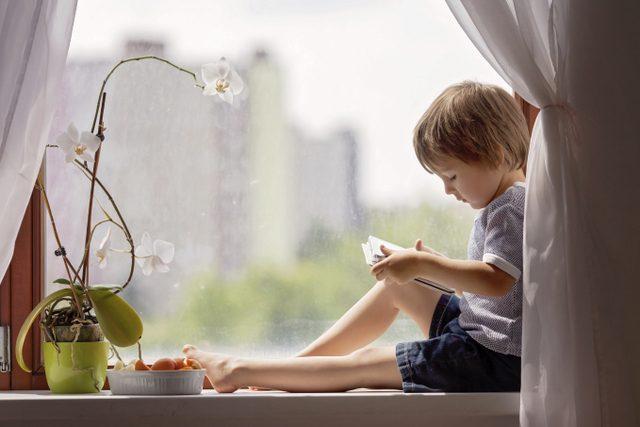 Ebeveyn Kontrollü Tablet