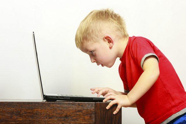 Dijital Ekranlar, Çocukların Göz Sağlığına Zarar Veriyor 60