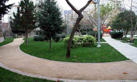 Kartal Belediyesi Çocuk Parkları Yenileme
