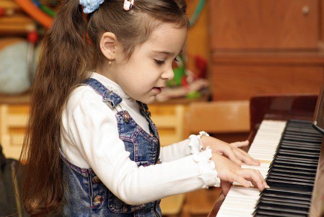 Çocukların Müziğe İlgisi