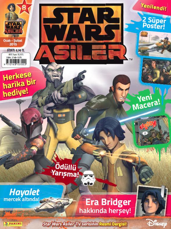 Star Wars Asiler Ocak 2015