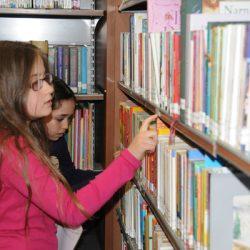 Kütüphane - Dedektifleri