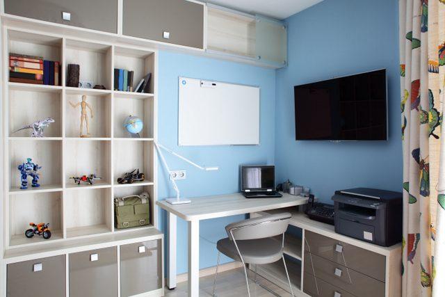 Çocukların Çalışma Odası Rengi Nasıl Olmalı