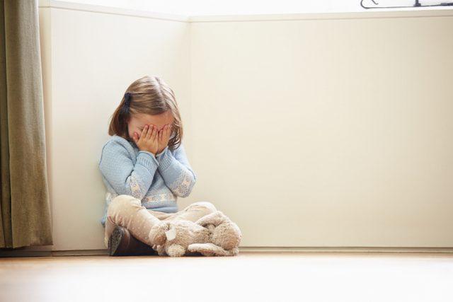 Çocuklarda Depresyon Problemleri