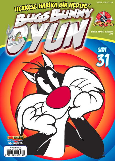 Bugs Bunny Oyun Dergisi Sayıları 11