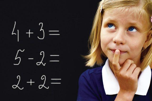 Çocuklar ve Matematik Dersleri