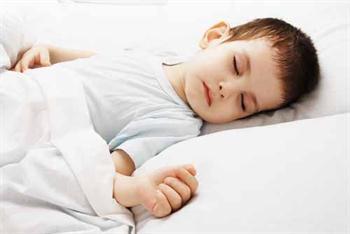 çocuklarda uyku bozukluğu
