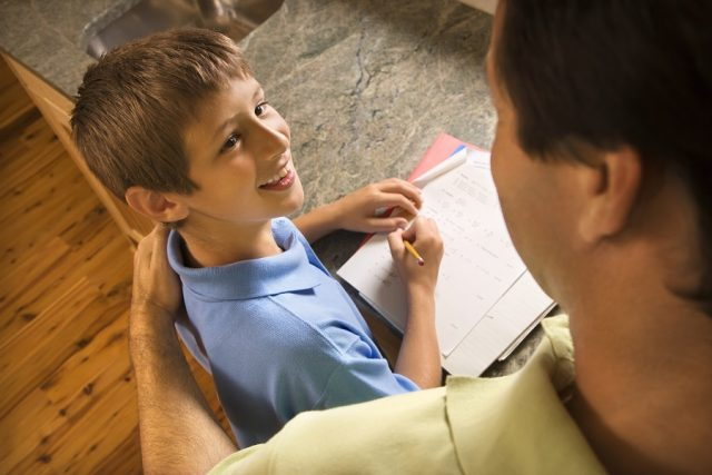 Çocuklarla Matematik Çalışmak